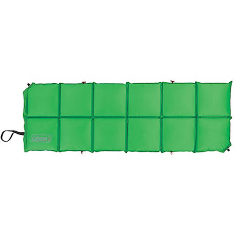 Coleman Cuboid Accordion Self-Inflating Pad