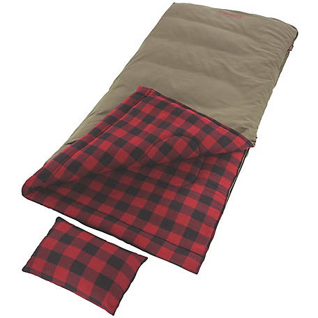 Coleman Big Game -5 Big & Tall Sleeping Bag