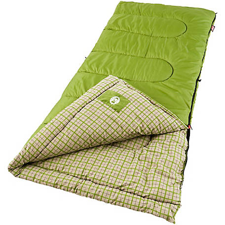 Green Valley Cool Weather Sleeping Bag