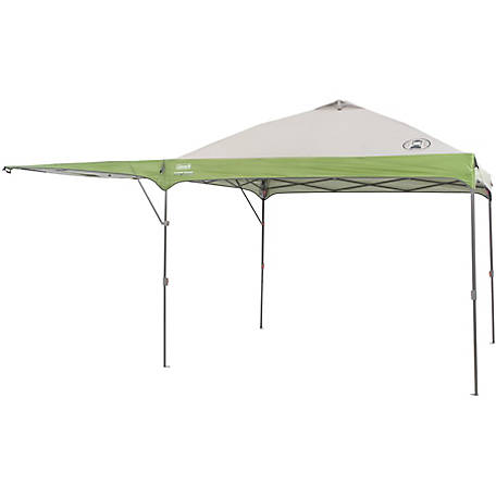 Coleman 10 ft. x 10 ft. Swingwall Instant Canopy