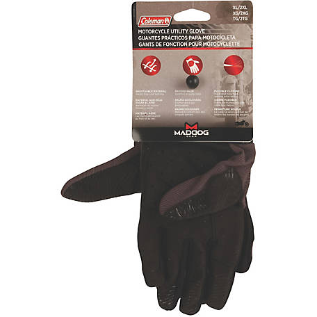 MadDog Gear Motorcycle Utility Gloves
