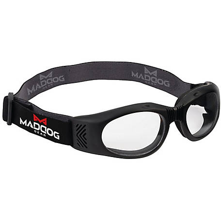 MadDog Gear Motorcycle Goggles