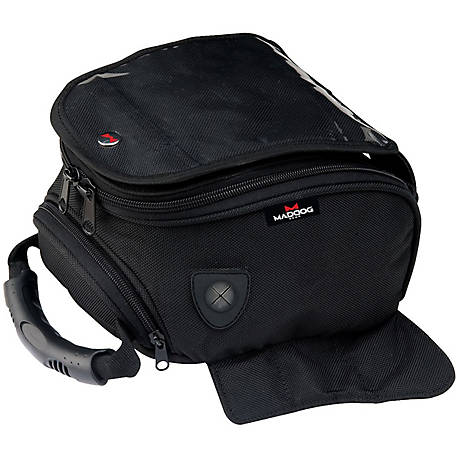 MadDog Gear Magnetic Motorcycle Tank Bag