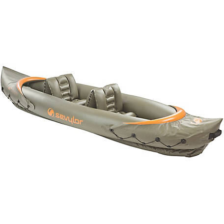 Sevylor Tahiti 2-Person Fishing Kayak