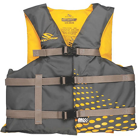 Stearns Adult Classic Series Vest, Oversize, Gold