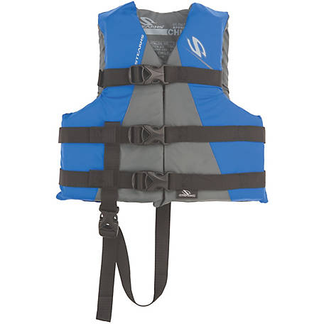 Stearns Child Watersport Classic Series Vest, Blue