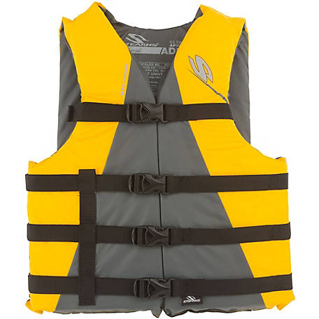 Stearns Child Watersport Classic Series Vest, Yellow