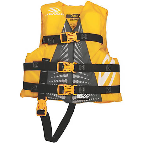 Stearns Child Watersport Classic Series Vest, Gold