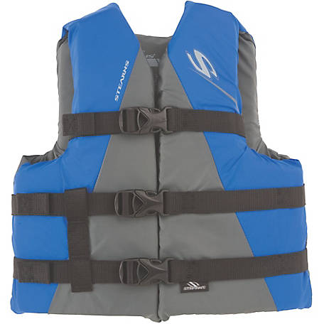 Stearns Youth Watersport Classic Series Vest, Blue