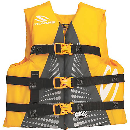 Stearns Youth Watersport Classic Series Vest, Gold