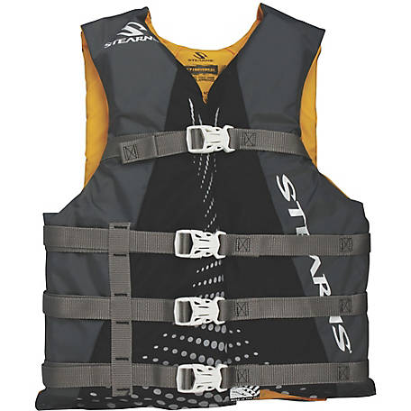 Stearns Adult Watersport Classic Series Vest, Oversize, Gold