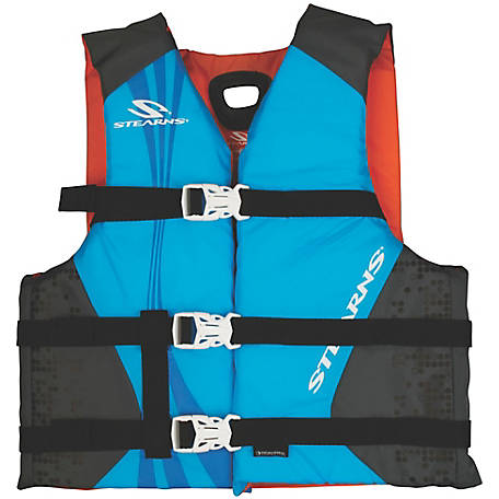 Stearns Youth Antimicrobial Series Life Jacket