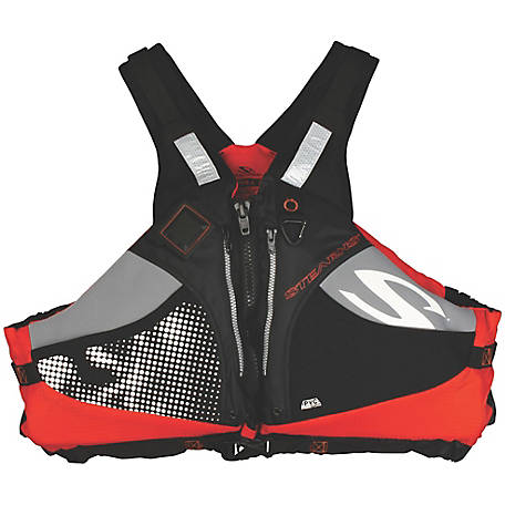 Stearns Hybrid Fishing/Paddle Life Jacket
