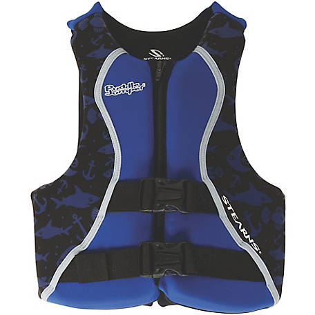 Puddle Jumper Youth Hydroprene Life Jacket, Blue