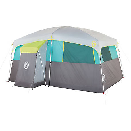 Coleman Tenaya Lake Lighted Fast Pitch 8-Person Cabin with Closet  sc 1 st  Tractor Supply & Coleman Tenaya Lake Lighted Fast Pitch 8-Person Cabin with Closet ...