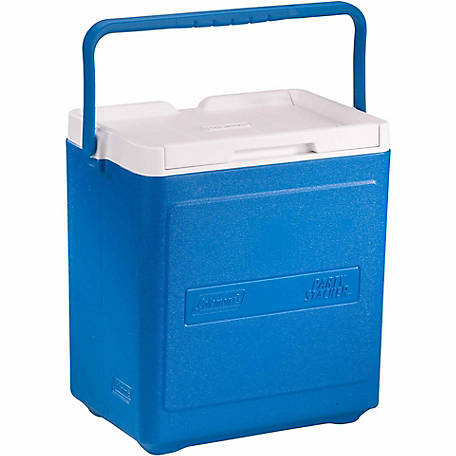 Coleman 20-Can Party Stacker Cooler, Blue