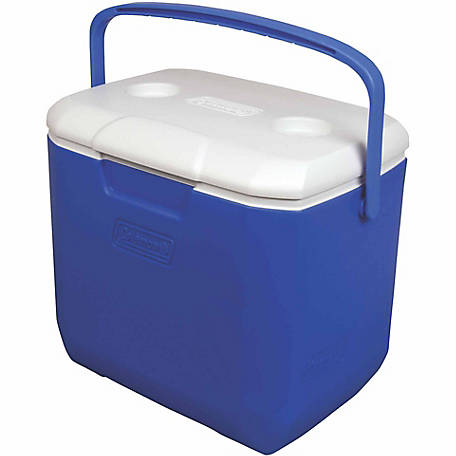 Coleman 30 qt. Excursion Cooler, Blue