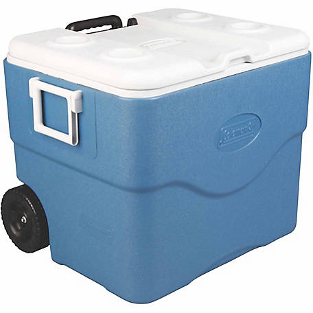 Coleman 75 qt. Xtreme 5 Day Wheeled Cooler