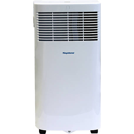 Keystone Products KSTAP06D 6,000 BTU 115V Portable Air Conditioner with 'Follow Me' Remote Control