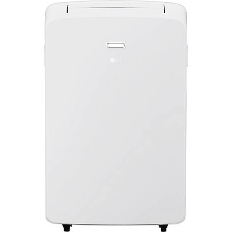 LG 10,200 BTU 115V Portable Air Conditioner with Remote Control, White