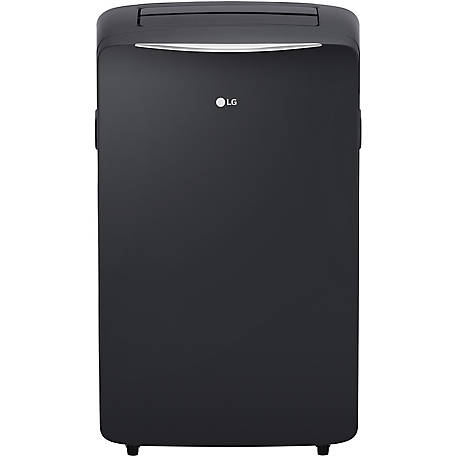 LG 14,000 BTU 115V Portable Air Conditioner with Remote Control, Graphite Gray