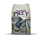 Taste of the Wild PREY Turkey Limited Ingredient Formula for Cats, 6 lb.