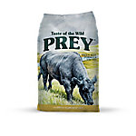 Taste of the Wild PREY Angus Beef Limited Ingredient Formula for Cats, 15 lb.