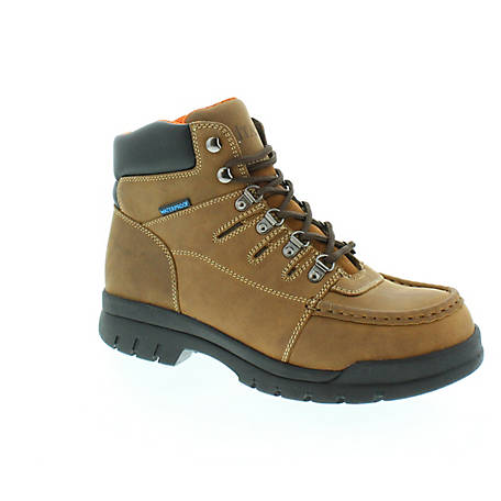 Men's Itasca Moc Toe Work Boots