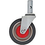 Magliner 5 in. Convertible Truck Caster, 1000 lb.