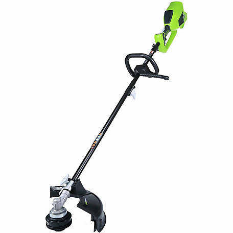 GreenWorks 2100202 G-MAX 40V DigiPro 14 in. String Trimmer