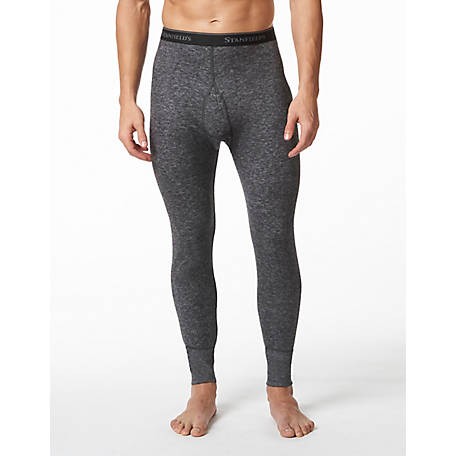 Stanfield's Men's Men's 2 Layer Wool Blend Long Johns 8812