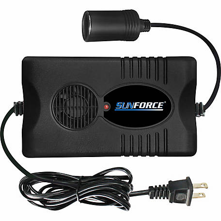 Sunforce 10A AC/DC Power Converter