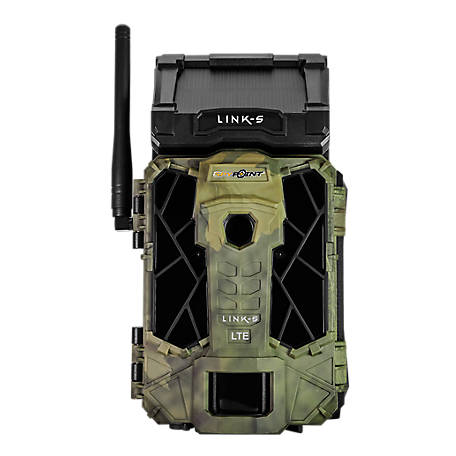 SPYPOINT LINK-S LTE Nationwide Cellular Trail Camera, LINK-S