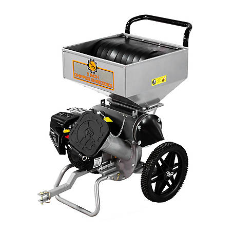 Dirty Hand Tools 3 in  Chipper/Shredder with Kohler Engine, 106817 at  Tractor Supply Co