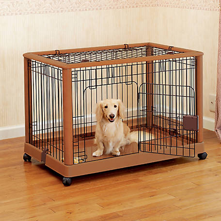 Richell Mobile Pet Pen, 940, 94128
