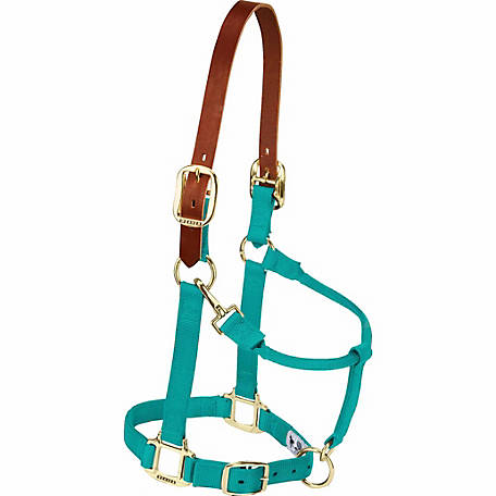 Weaver Leather Nylon Adjustable Breakaway Horse Halter