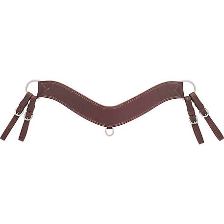 Weaver Leather Working Tack Heavy-Duty Steer Breast Collar