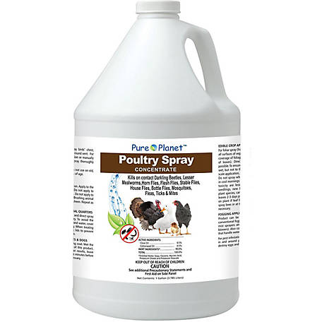 Davis Poultry Spray Concentrate