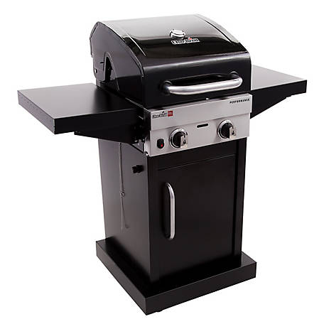 Char-Broil Performance TRU-Infrared 2-Burner Cabinet 18,000 BTU Gas Grill