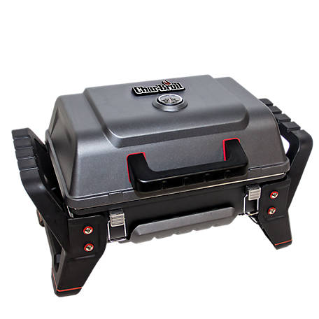Char-Broil TRU-Infrared Grill2Go X200 Portable 9,500 BTU Gas Tabletop Grill