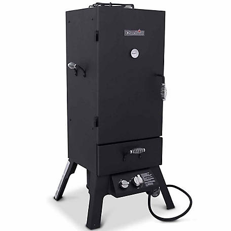 Char-Broil Vertical 16,500 BTU Gas Smoker