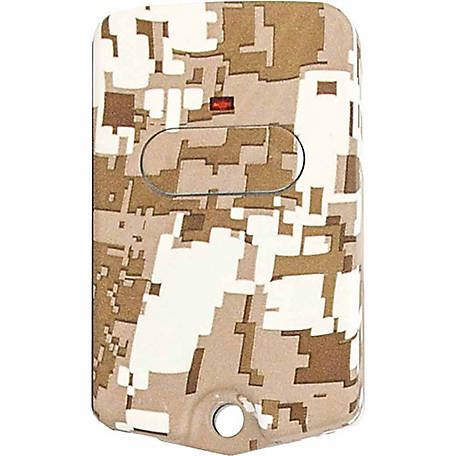 Mighty Mule Single Button Entry Transmitter Camouflage Desert Digital (Limited Edition), TR5135CF02