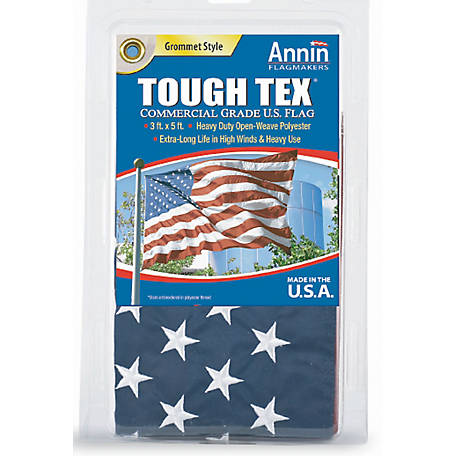 Annin 3x5 Tough Tex Flag