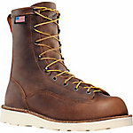 Danner Men's Bull Run 8 in. Brown Boot
