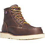 Danner Men's Bull Run Moc Toe 6 in. Brown Boot