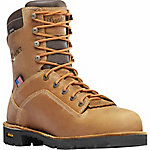 Danner Men's Quarry USA 8 in. Distressed Brown AT Boot