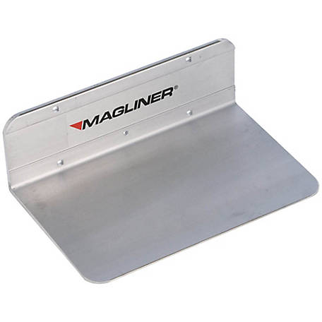 Magliner 14 in. x 9 in. Extruded Aluminum Hand Truck Nose
