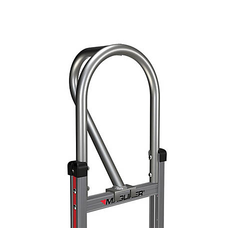 Magliner 52 in. Vertical Loop Handle for Straight Hand Truck Frame