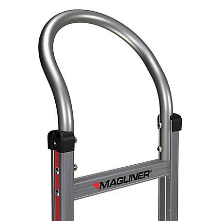 Magliner Horizontal U-Loop Hand Truck Handle