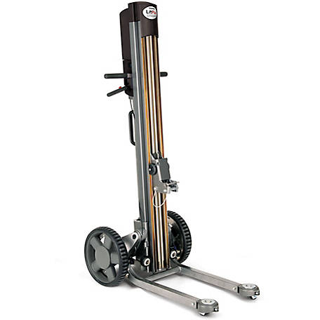 Magliner LiftPlus, 48 in. Lift Height, 14 in. Chassis, 350 lb. Capacity
